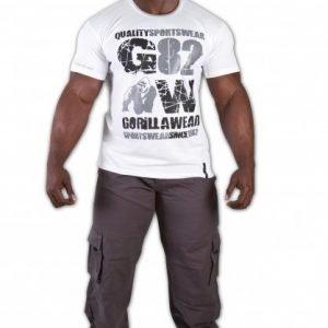 Gorilla Wear 82 Tee T-paita valkoinen