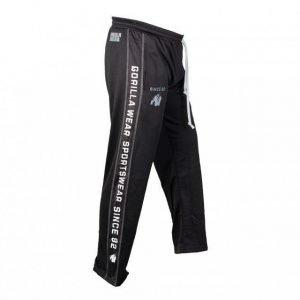 Gorilla Wear Functional mesh housut musta/valkoinen
