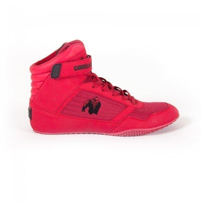 Gorilla Wear High Top punainen