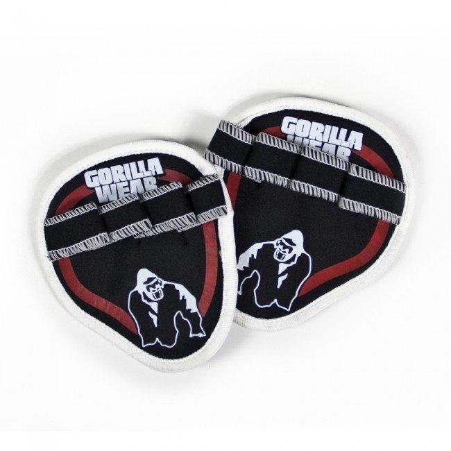 Gorilla Wear Palm Grip punainen