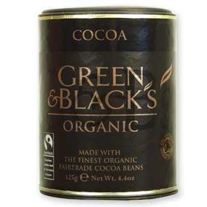 Green & Black Kaakaojauhe