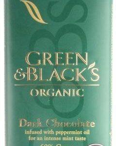 Green & Black Luomu Minttusuklaa