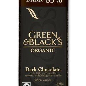 Green & Black Luomu Tumma Suklaa