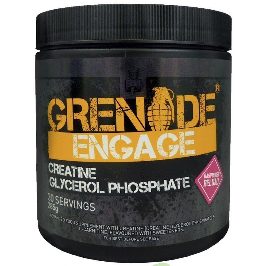 Grenade Engage 285 Tuubi Raspberry Reload