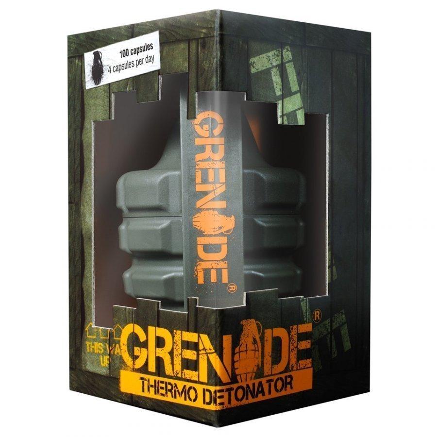 Grenade Thermo Detonator 44capsules Paketti Maustamaton