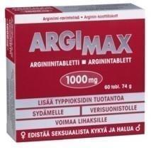 Hankintatukku Argimax