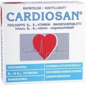 Hankintatukku Cardiosan