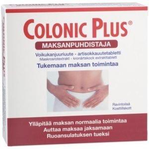 Hankintatukku Colonic Plus Maksanpuhdistaja