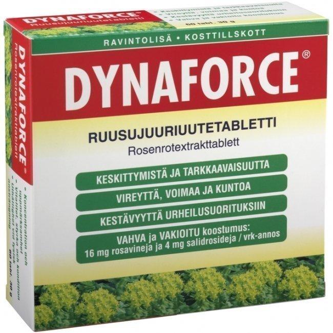 Hankintatukku Dynaforce tabletti