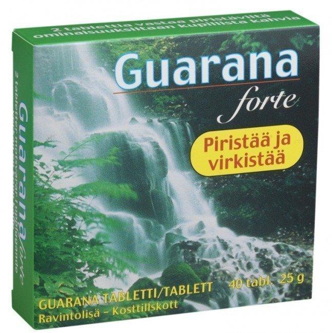 Hankintatukku Guarana Forte