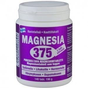 Hankintatukku Magnesia 375 140kpl