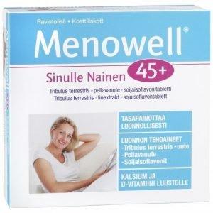 Hankintatukku Menowell 45+
