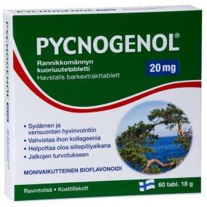 Hankintatukku Pycnogenol 60kpl 20mg