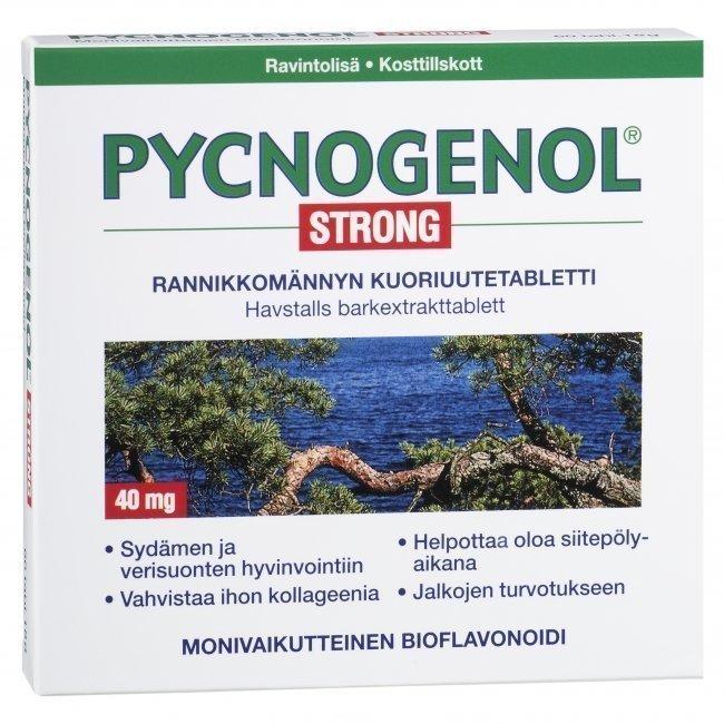 Hankintatukku Pycnogenol Strong