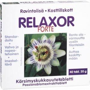 Hankintatukku Relaxor Forte