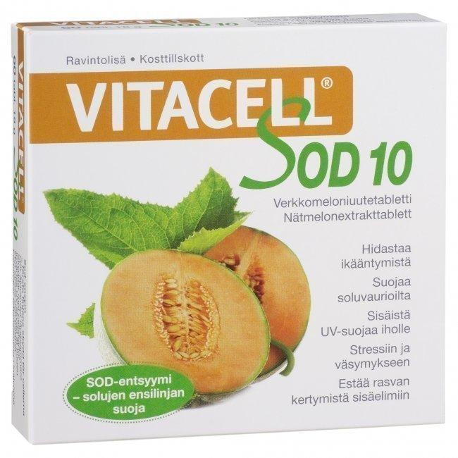 Hankintatukku Vitacell® SOD 10