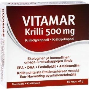 Hankintatukku Vitamar Krilli 500mg