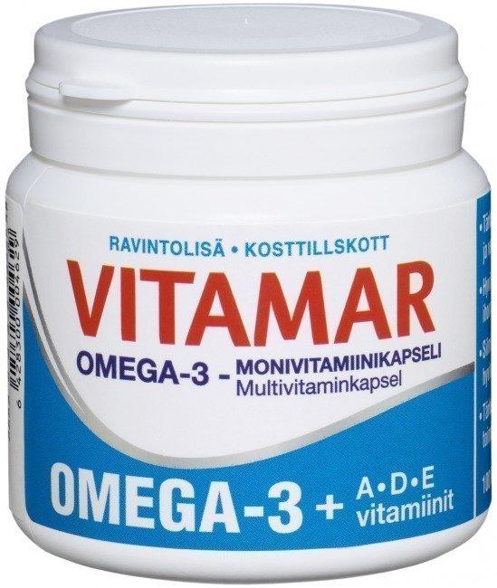 Hankintatukku Vitamar Omega-3 + ADE