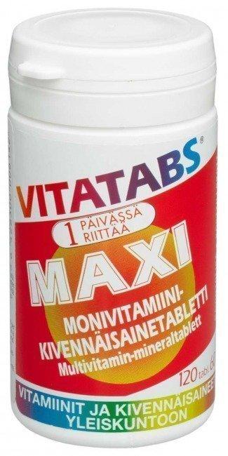 Hankintatukku Vitatabs Maxi