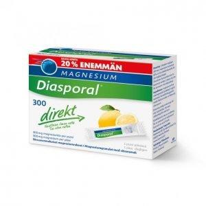 Harmonia Diasporal Magnesium 300 Direkt 20 Kpl