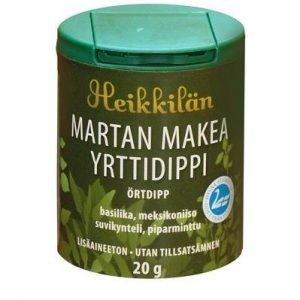 Heikkilän Martan Makea Yrttidippi