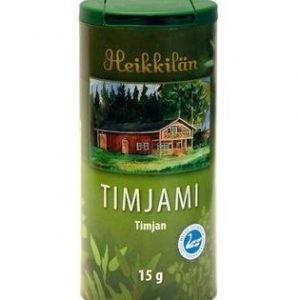 Heikkilän Timjami