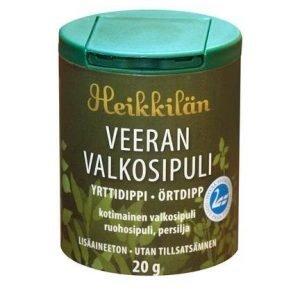 Heikkilän Veeran Valkosipuli Yrttidippi
