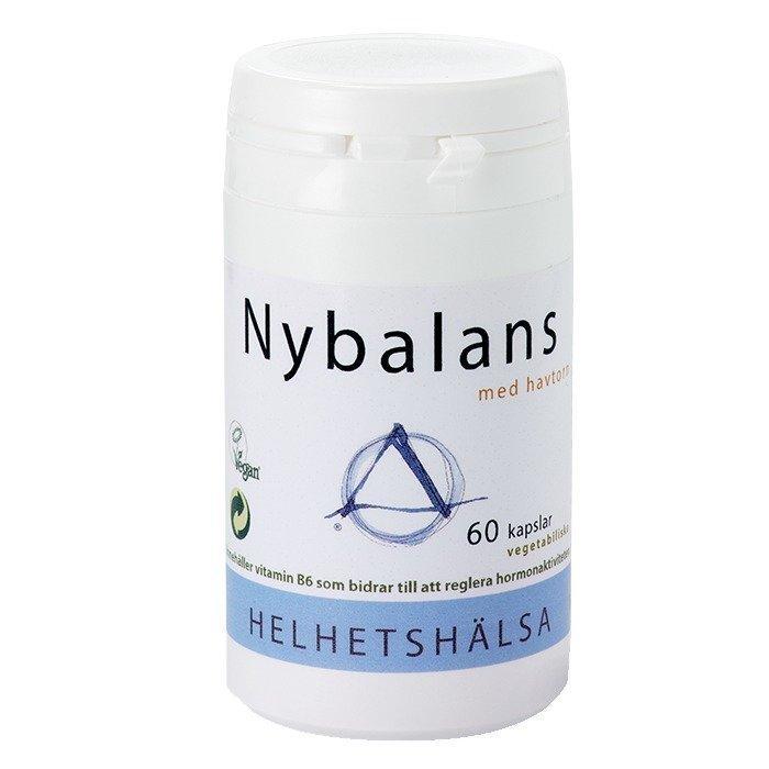 Helhetshälsa Nybalans 60 kapselia