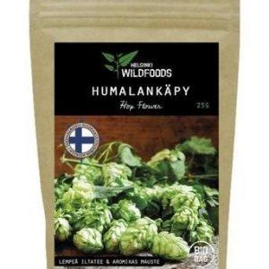 Helsinki Wildfoods Humalankäpy