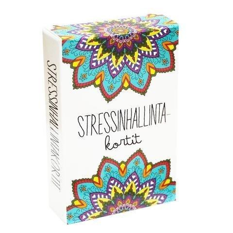 Hidasta Elämää Stressinhallinta-Kortit