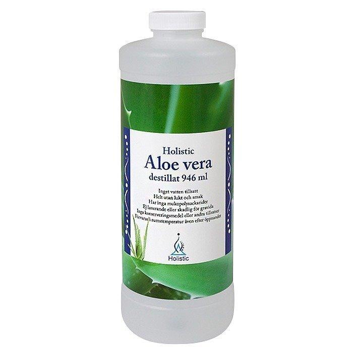 Holistic Aloe vera tislattu (mauton) 946 ml