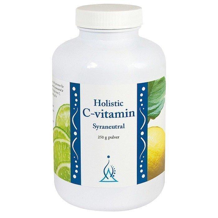 Holistic C-vitamiini Happoneutraali 4500mg/tl 250 gramma