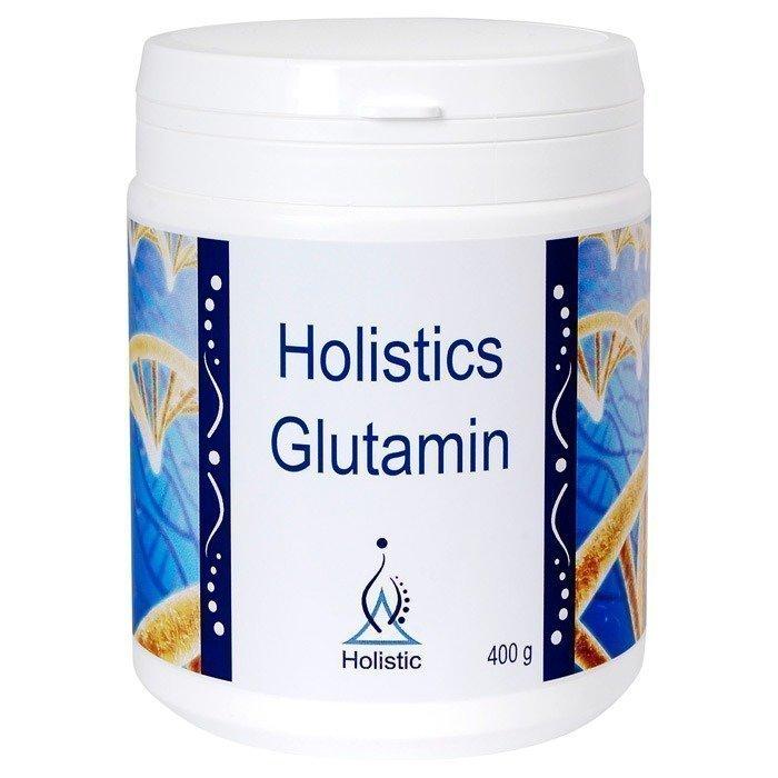 Holistic Glutamiini 400 grammaa