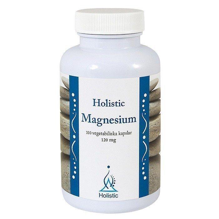 Holistic Magnesium 120 mg 100 kapselia