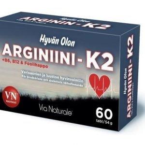 Hyvän Olon Arginiini-K2