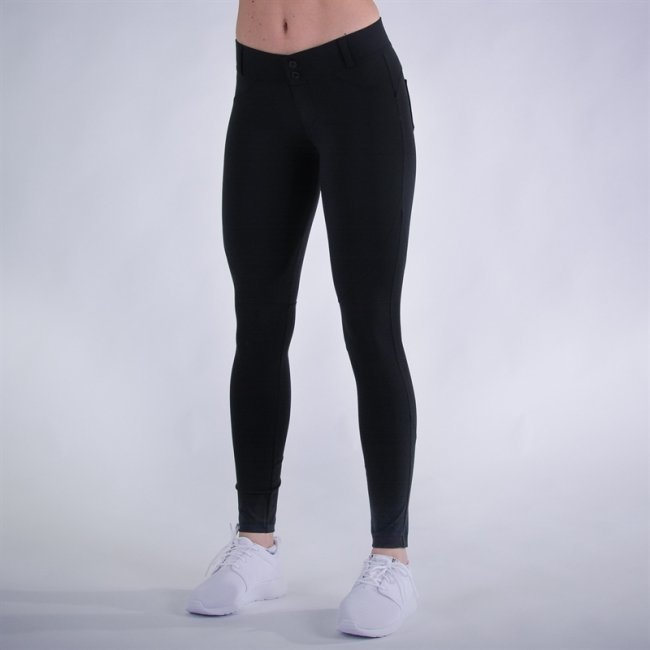 ICANIWILL ICIW Casual Pants black