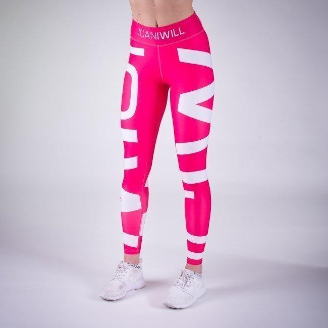 ICANIWILL ICIW trikoot pink
