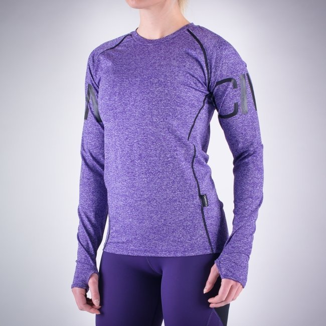 ICANIWILL Long Sleeve purple