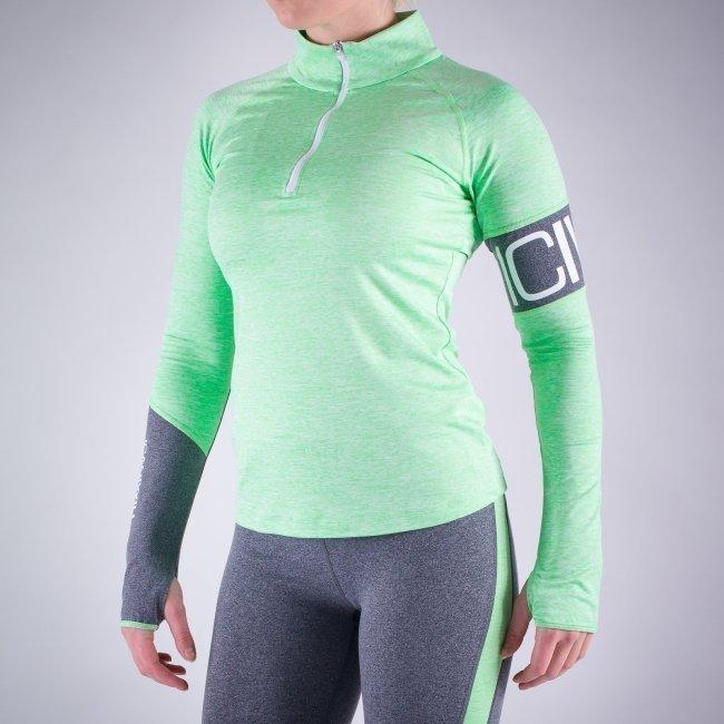 ICANIWILL Melagne Insert paita vihreä