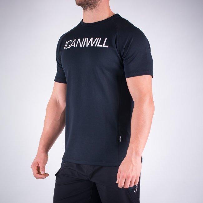ICANIWILL Mesh Quick Dry Black