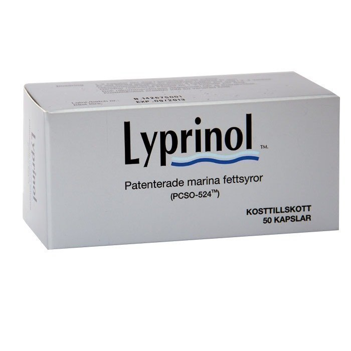 IQ Medical Lyprinol 50 kapselia