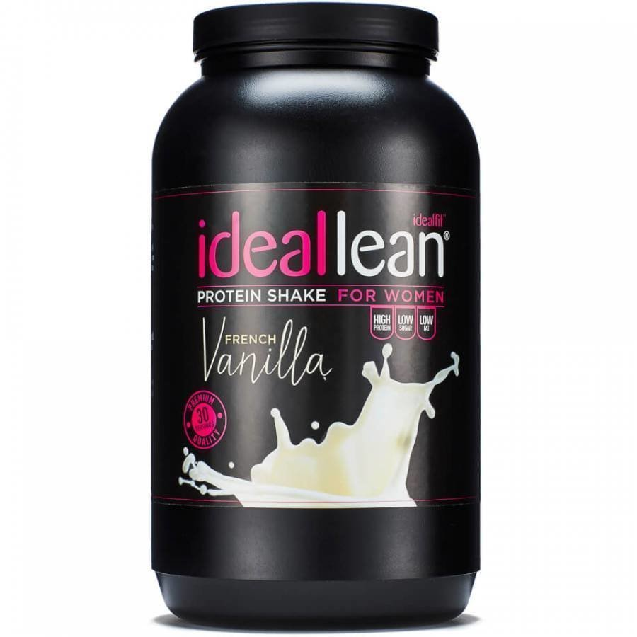 Ideallean Protein French Vanilla