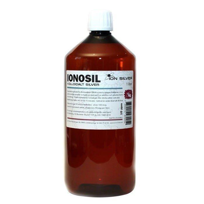 Ion Silver Ionosil Kolloidalt Silver 1000 ml