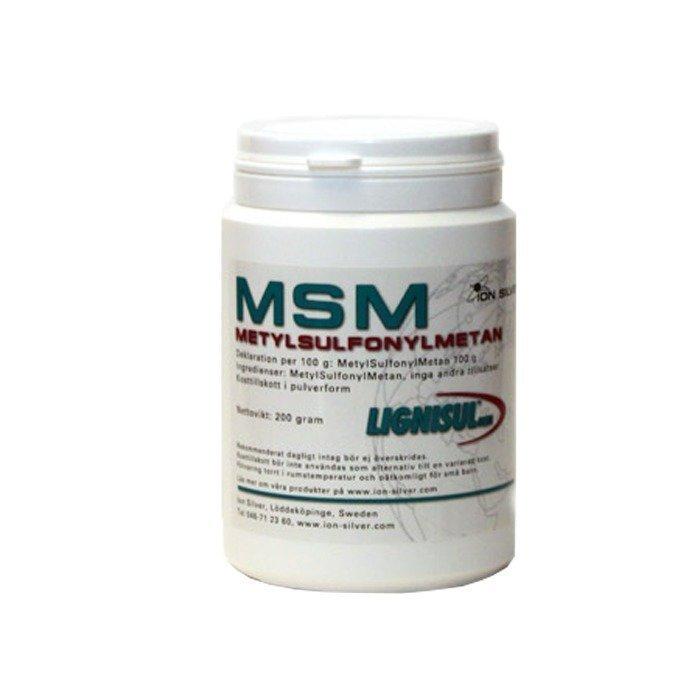 Ion Silver MSM Lignisul