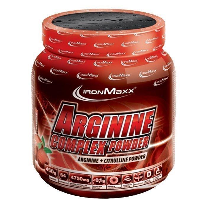 IronMaxx Arginine Complex Powder 450 g Cranberry