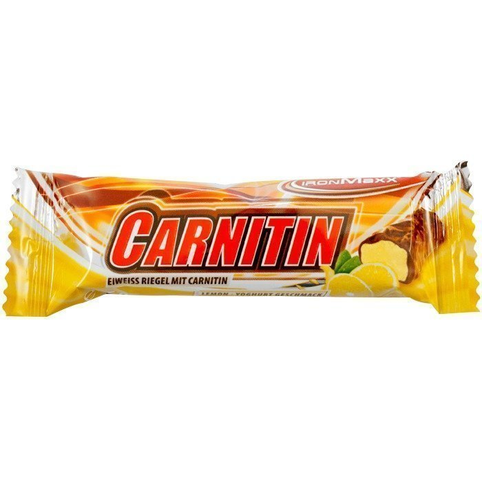 IronMaxx Carnitine Bar 35 g Cherry Banana