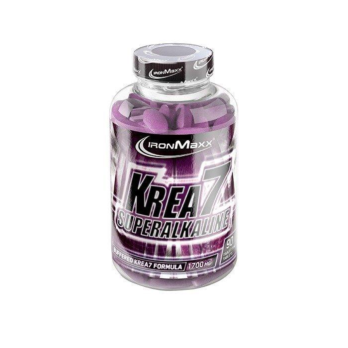 IronMaxx Krea7-SuperAlkaline 180 tablettia