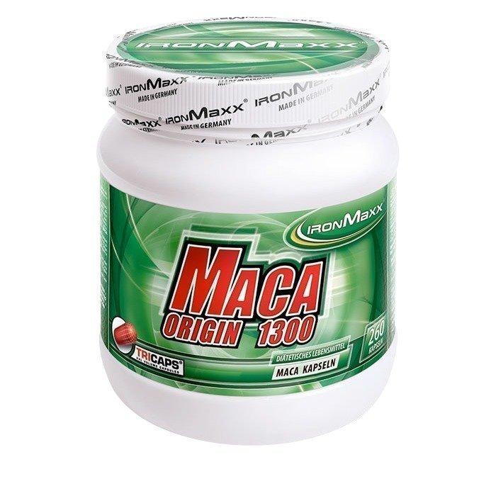 IronMaxx Maca Origin 1300 260 Tricaps