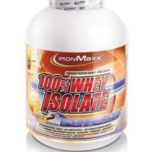 Ironmaxx 100% Whey Isolate