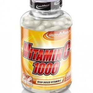 Ironmaxx Vitamin C 1000